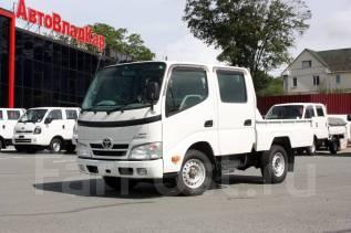 Toyota Dyna. 2012 год 4х4, 3 000 куб. см., 1 250 кг.