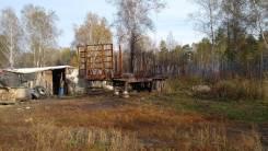 НовосибАРЗ. Лесовозный Полуприцеп Сортиментовоз, 38 993 кг.