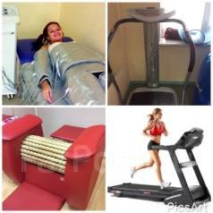 Прессотерапия, обертывание, антицеллюл массаж, спорт комплексы 500 руб!. Акция длится до, 1 октября
