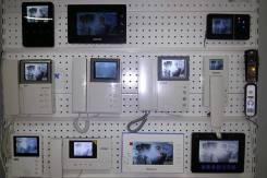 Домофоны, контроль доступа, электро замки, видео