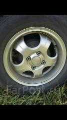 Toyota. 8.0x14, 4x100.00, ET-10, ЦО 54,1мм.