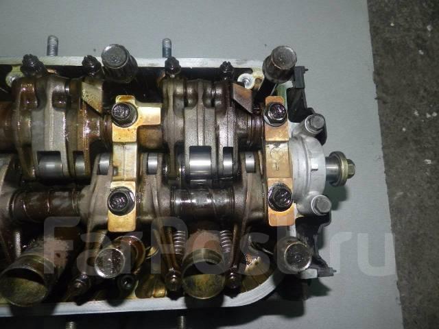 Головка блока цилиндров. Honda Avancier, TA1, TA2 Honda Odyssey, RA6, RA7, GHRA6, LARA6, LARA7, GHRA7, LATA2, GHTA1, GHTA2, LATA1 Двигатель F23A