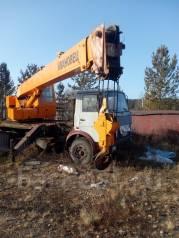 Ивановец КС-3577. Продаётся автокран МаЗ 5337 КС3577, 16 000 кг., 31 м.