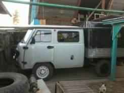 УАЗ 39094 Фермер. Продается уаз фермер 2009г, 2 700 куб. см., 1 000 кг.