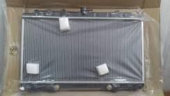 Радиатор двс пластинчатый SUNNY/BLUEBIRD SYLPHY/AD/WINGROAD 98- (21460-4M400 / NS0001-16 / SAT)