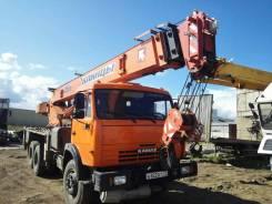Камаз. Продается КРАН 25 тон, 11 150 куб. см., 25 000 кг., 22 м.