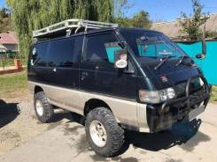 Mitsubishi Delica. Продам полный комплект документов на в Новосибирске