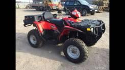 Polaris Sportsman X2 500. исправен, есть птс, с пробегом