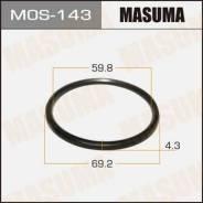 Кольцо глушителя MASUMA металлическое 60x69.5x4.3 MOS143