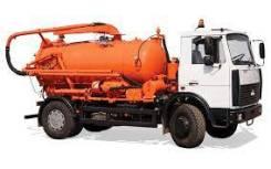 Услуги ассенизаторов и илососов от 3 кубометров до 12 кубометров.