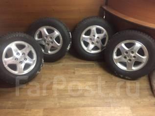 Колеса Mazda 205/65R15 Bridgestone. x15 5x114.30