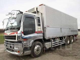 Isuzu Giga. , 9 800 куб. см., 10 000 кг. Под заказ