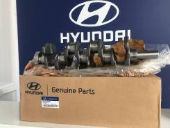 Коленвал. Kia K-series Kia Bongo Hyundai: HD, H100, Porter II, H1, Mighty, H350, Grand Starex Двигатель D4CB. Под заказ