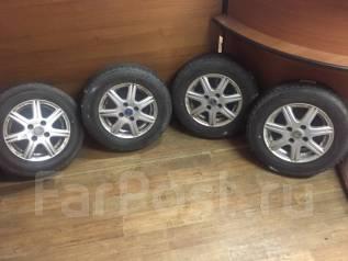 Колеса FEID 155/80R13 Bridgstone. x13 4x100.00