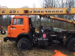 Галичанин КС-55713-1. Продам автокран , 10 850 куб. см., 25 000 кг., 21 м.