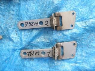 Крепление двери. Nissan Patrol, Y61 Nissan Safari, VRGY61, WFGY61, WGY61, WRGY61, WTY61, WYY61, Y61 Двигатели: RD28TI, TB48DE, ZD30, ZD30DDTI, ZD30DDT...