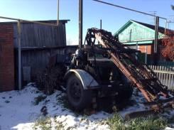 Самодельная модель. Продаётся трактор самодельный, 2 200 куб. см.