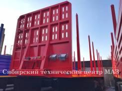 НовосибАРЗ. Новый полуприцеп-сортиментовоз из наличия!, 64 000 кг.