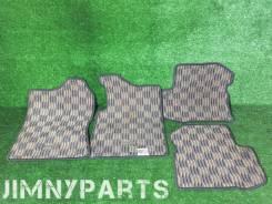 Коврик. Suzuki Jimny Sierra, JB43W Suzuki Jimny Wide, JB43W, JB33W Suzuki Jimny, JB43W, JB33W, JB23W, JB43 Двигатели: K6A, M13A, G13B