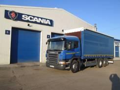 Scania P340. Продаю автомобиль бортовой Scania P 340, 10 640 куб. см., 12 000 кг.