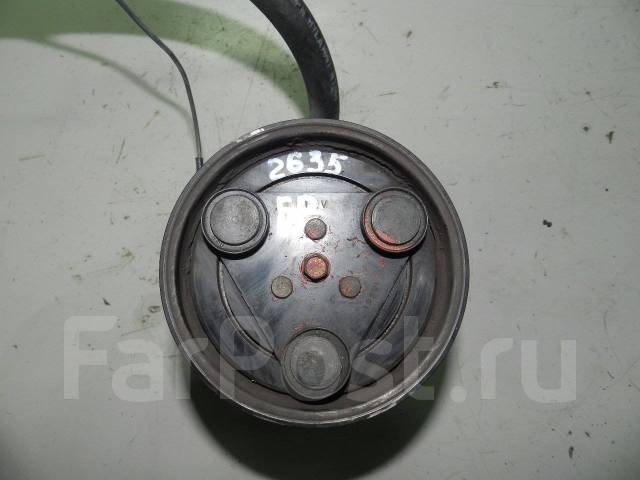 Компрессор кондиционера. Mazda Familia, YR46U35, BJFP, BJ5P, YR46U15, ZR16U85, BJ3P, BJ8W, ZR16UX5, ZR16U65, BJ5W, BJFW, BJEP Mazda Capella, GWER, GW8...