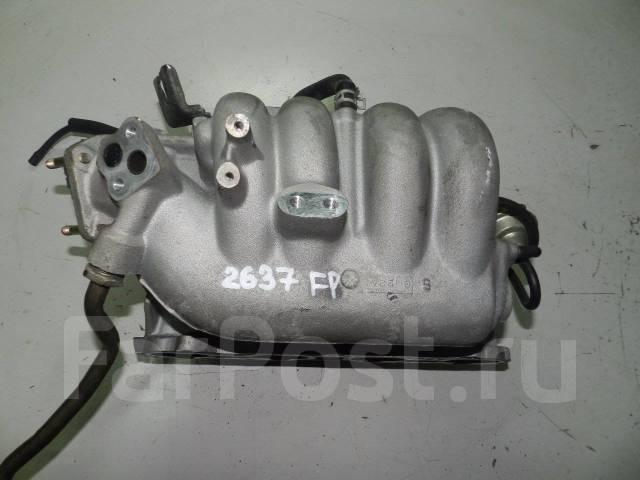 Коллектор впускной. Mazda Familia, BJ3P, BJEP, ZR16UX5, ZR16U85, ZR16U65, BJFW, BJ5W, YR46U35, BJ5P, BJFP, BJ8W, YR46U15 Mazda Premacy, CPEW, CP8W Дви...