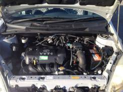 Двигатель в сборе. Toyota: Vitz, Yaris, bB, Platz, Yaris Verso, WiLL Vi, Funcargo, Echo Verso, Echo Двигатель 2NZFE