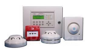 Установка пожаро-охранной сигнализации и видеонаблюдения