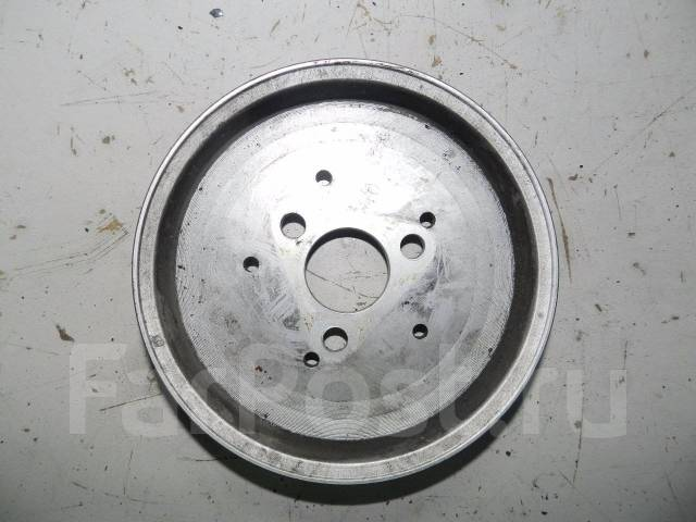 Шкив насоса гидроусилителя. Audi A6, C5 Двигатели: AFB, AKN