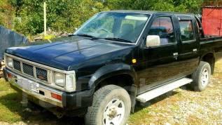 Nissan Datsun. механика, 4wd, 2.7, дизель, 260 тыс. км