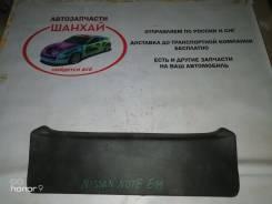 Обшивка крышки багажника. Nissan Note, ZE11, E11E, E11, NE11 Двигатели: CR14DE, XH1, K9K, HR15DE, HR16DE