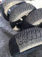 Dunlop Ice Touch. Зимние, шипованные, 2016 год, износ: 5%, 4 шт