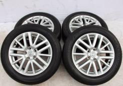 Колёса с шинами =Nissan= R17! 2013 год! 7мм! (№ 63443). 7.0x17 5x114.30 ET45
