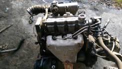 Двигатель в сборе. Chevrolet Lanos