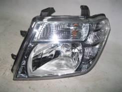 Фара. Nissan Pathfinder, R51M Nissan Navara Двигатели: V9X, YD25DDTI