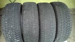 Michelin Latitude X-Ice North. Зимние, шипованные, 2014 год, 30%, 4 шт