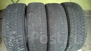 Michelin Latitude X-Ice North. Зимние, шипованные, 2014 год, износ: 30%, 4 шт