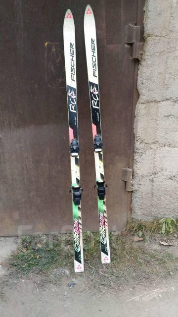 Продам Лыжи Fischer Carbone - Лыжи в Находке bf9cf6be3f0
