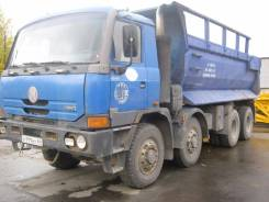 Tatra. Татра-815-270S84 С/С, 12 700 куб. см., 25 000 кг.