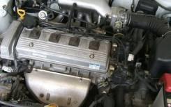 Двигатель в сборе. Toyota Corona Premio, AT211 Двигатель 7AFE