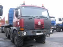 Tatra T815. -290N9T 8X8.1R, 12 700 куб. см., 25 000 кг.