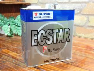 Suzuki Ecstar. Вязкость 5W-30