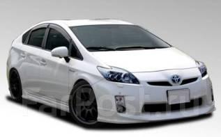 Обвес кузова аэродинамический. Toyota Prius, ZVW30, ZVW30L
