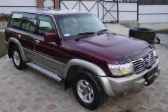 Nissan Safari. автомат, 4wd, 4.5 (200 л.с.), бензин, 200 тыс. км