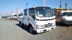 Toyota Dyna. Продам двухкабинник , 4WD, категория В, глонасс-ОК., 3 000 куб. см., 1 500 кг.
