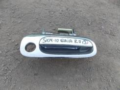 Ручка двери внешняя. Toyota Gaia, SXM10, SXM10G, SXM15G, SXM15