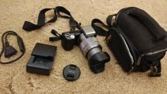 Sony Alpha NEX-5N Kit. 15 - 19.9 Мп, зум: 10х