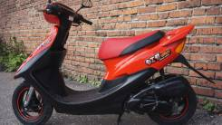 Honda Dio AF35. 49 куб. см., исправен, без птс, без пробега