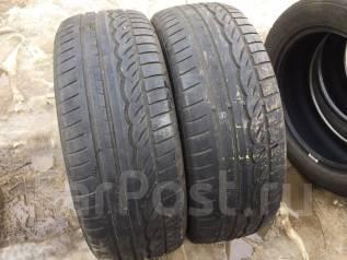Dunlop SP Sport 01. Летние, 2011 год, износ: 20%, 2 шт
