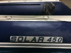 Solar 450. Год: 2011 год, длина 450,00м., двигатель без двигателя, 40,00л.с., бензин